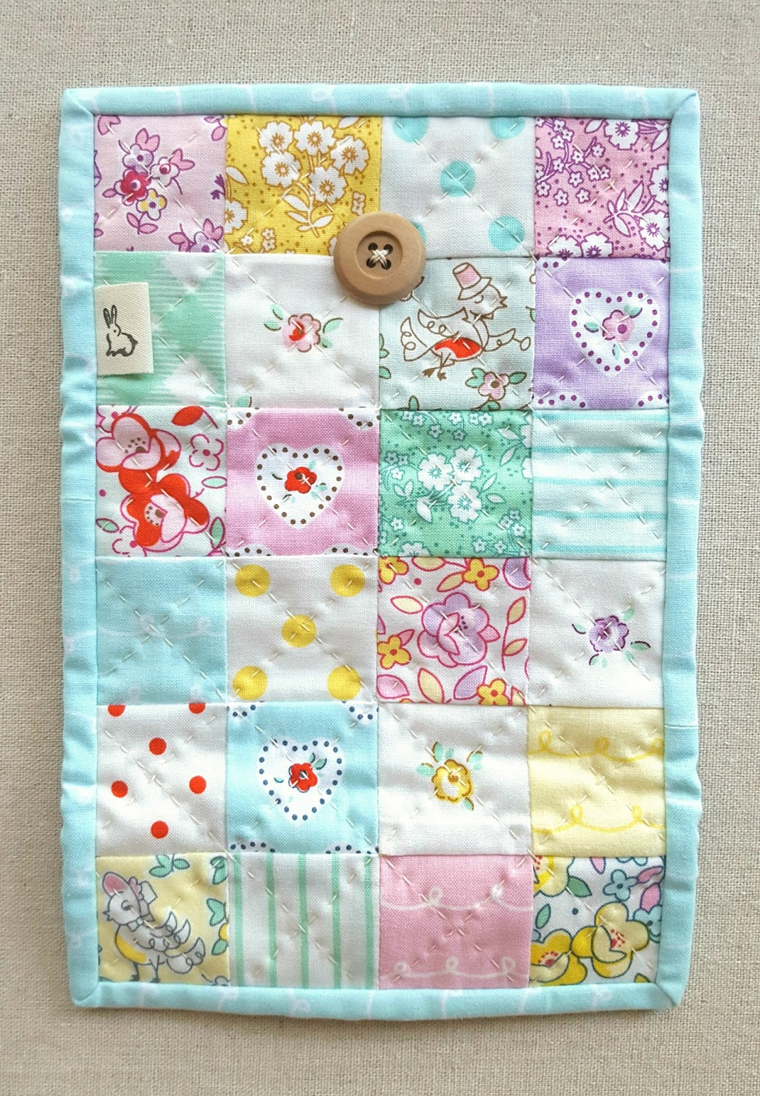 Fabric Mutt: Little Dolly Sewing Kit