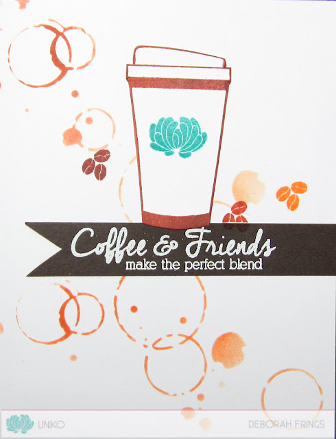Coffee & Friends - photo by Deborah Frings - Deborah's Gems