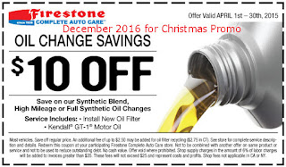 Firestone coupons december