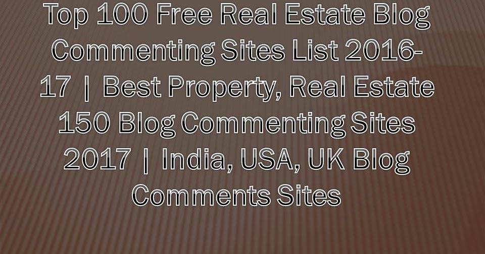 Blog Comment List