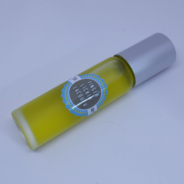 Finger Lickin Lacquer - Cuticle Oil