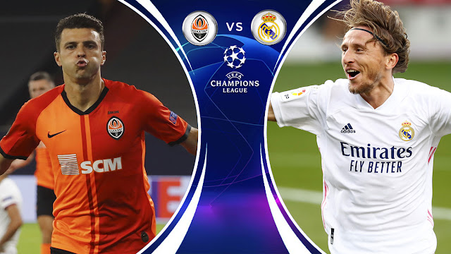 Shakhtar Donetsk vs Real Madrid Prediction & Match Preview
