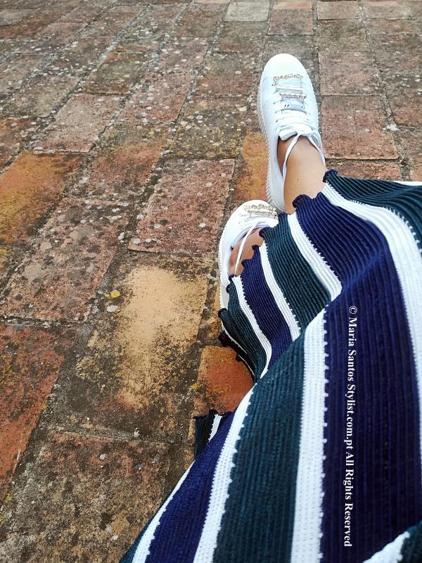 Styling Blog - Look Casual Stripes em Faro
