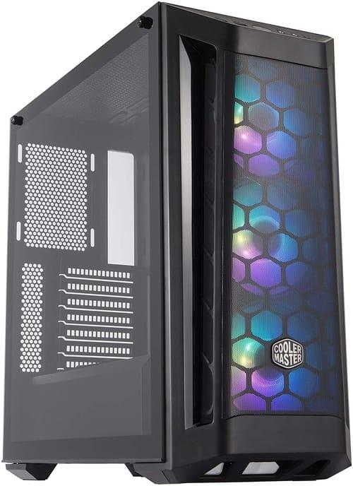 Cooler Master MasterBox MB511 ARGB ATX PC Case