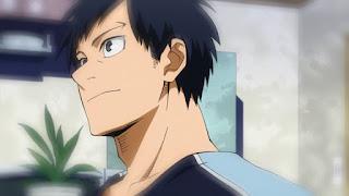 ヒロアカ 飯田天哉の兄 | 飯田天晴 Iida Tensei | インゲニウム Ingenium | 僕のヒーローアカデミア アニメ | My Hero Academia | Hello Anime !