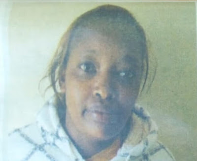 DCI; Most wanted criminal, Ms Evelyn Wambui Mutura. PHOTO | DCI