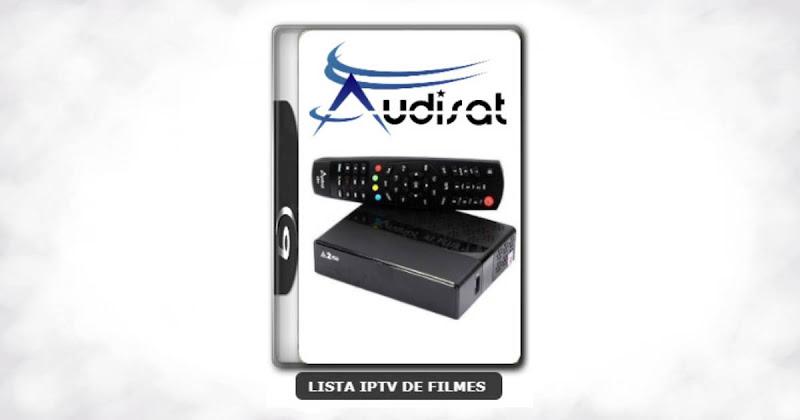Audisat A2 Plus Tuner Fixo Nova Atualização para Correção V1.3.13