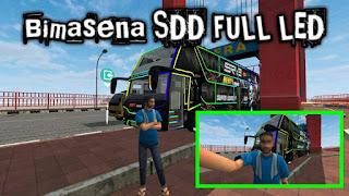 Bus Bimasena SDD Full LED