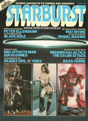 Starburst Magazine #21
