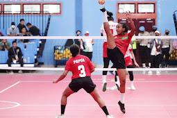 Tim Sepak Takraw Papua Raih Dua Medali Emas di Ajang PON XX 2020