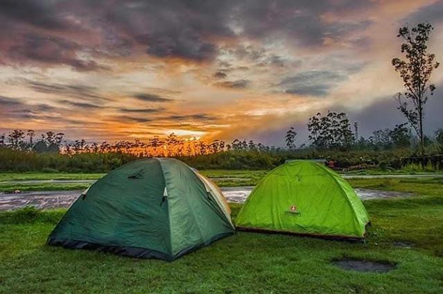 camping di bandung