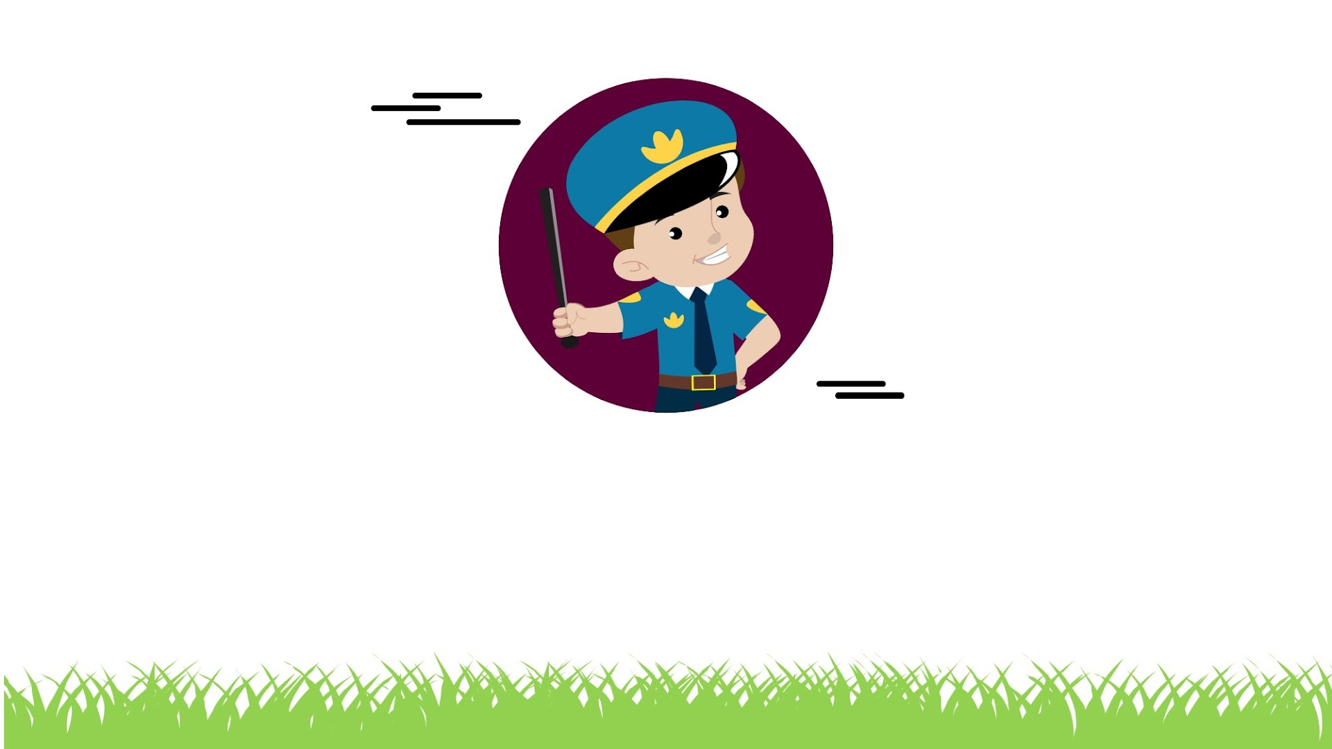 Free Kids Policeman Background