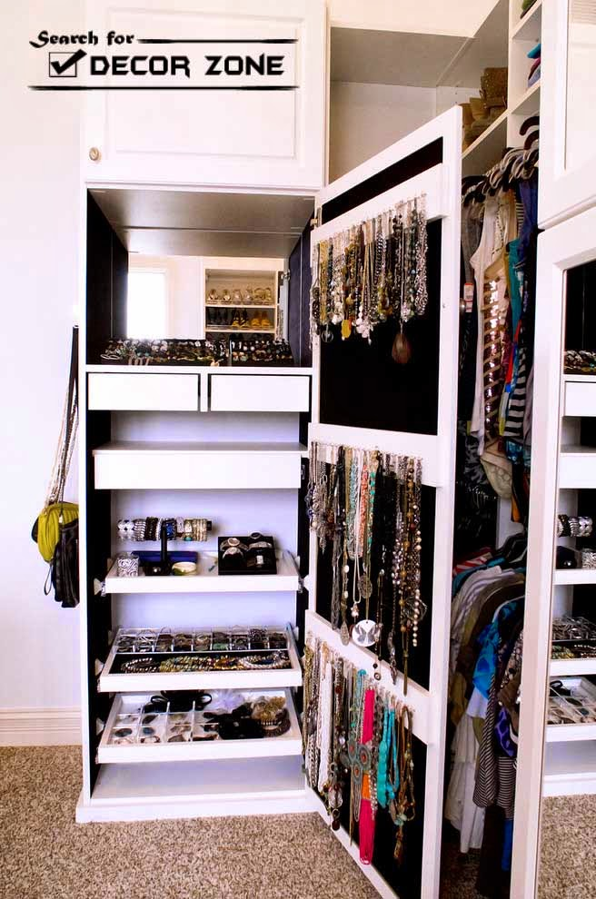 20 Original Jewelry Storage Ideas And Solutions