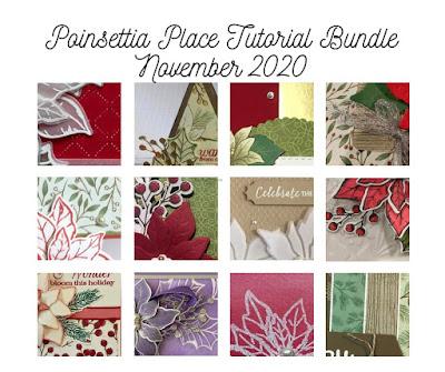 Poinsettia Place Tutorial bundle