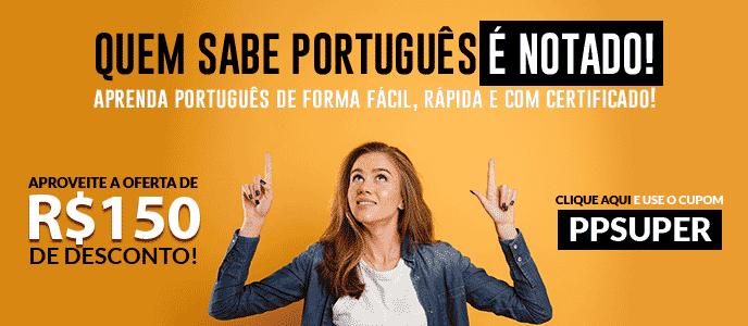 Cursos de Português Online