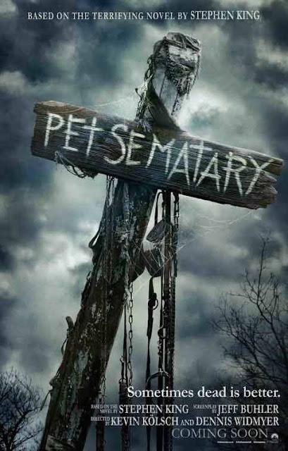 لعشاق الـ horror.. إليك أقوى أفلام الرعب المرتقبة في سنة 2019 فيلم pet sematary