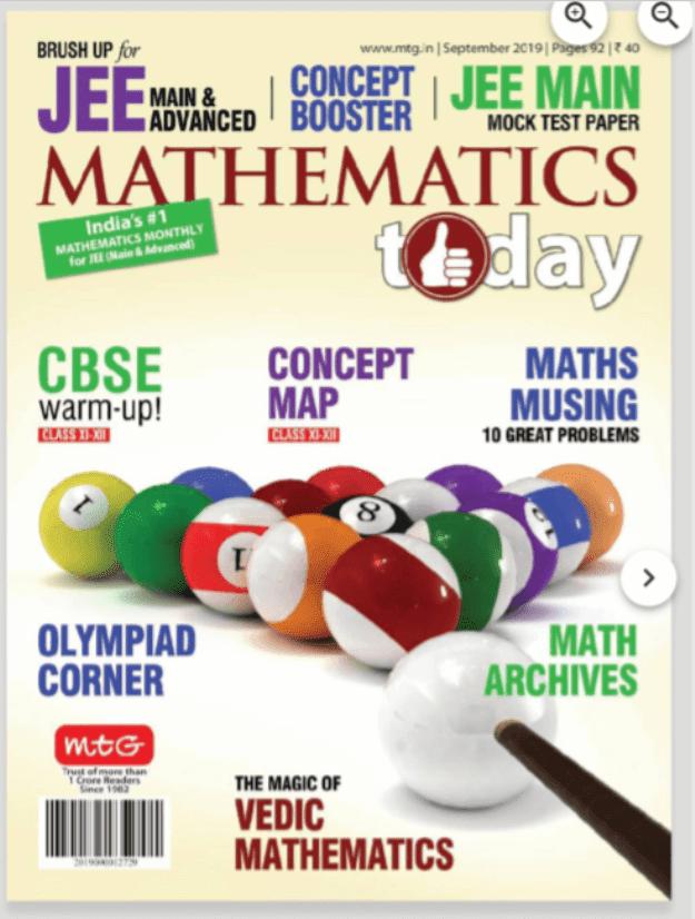 Mathematics-Magazine-September-2019-For-IIT-JEE-Exam-PDF-Book
