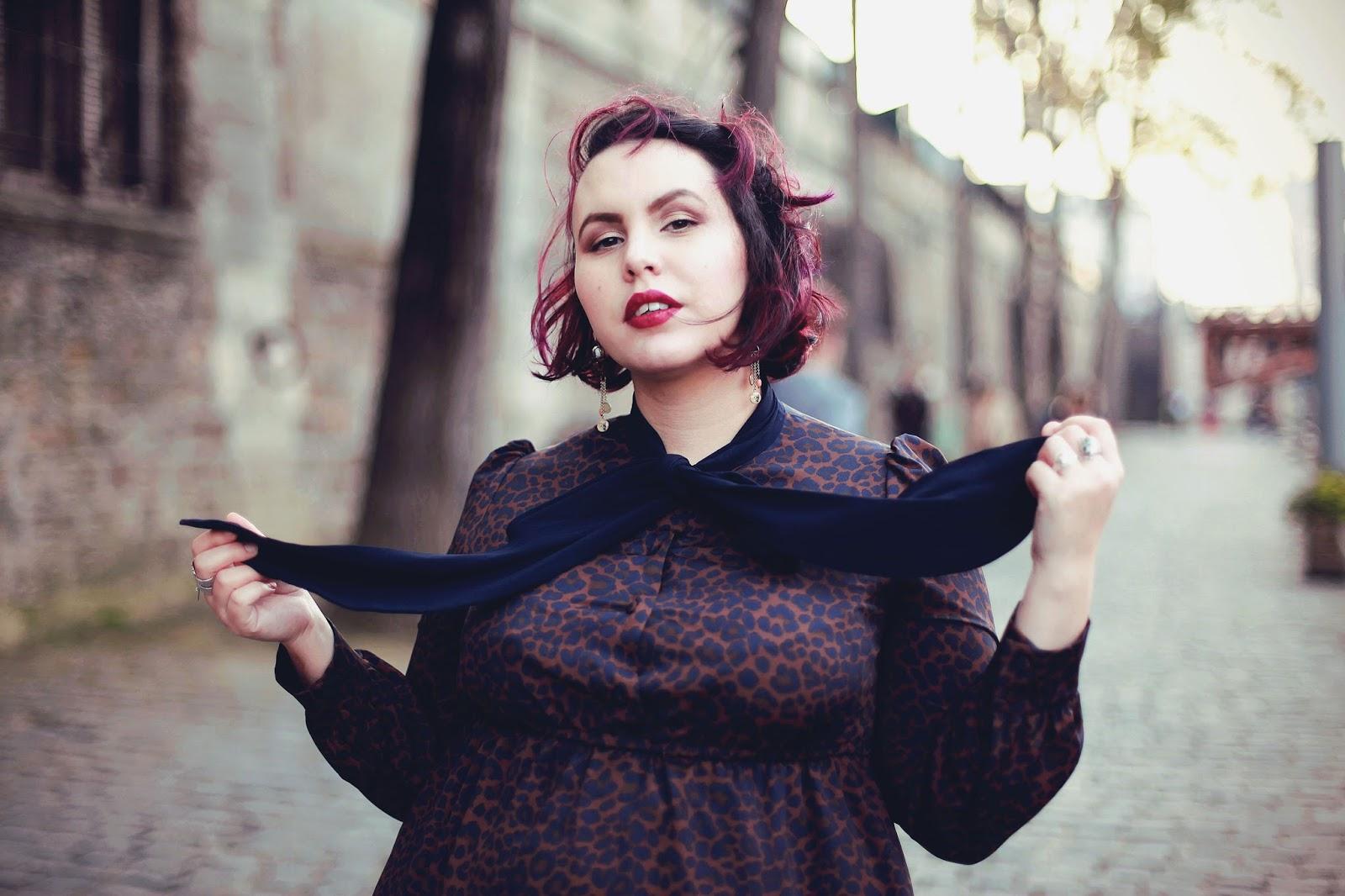 robe léopard Tara Jarmon