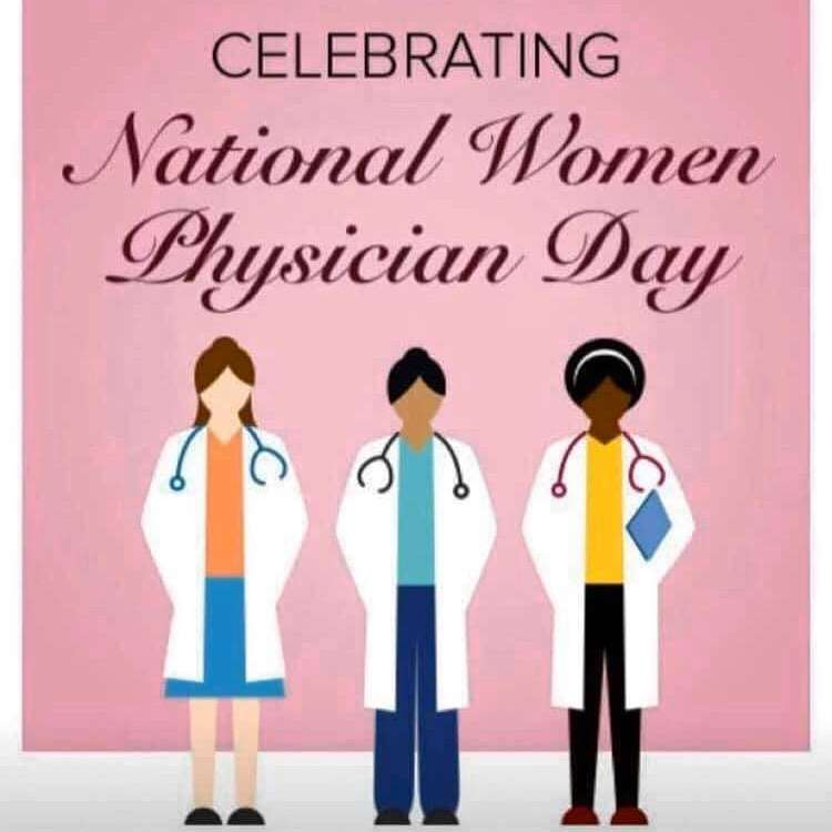 National Women Physicians Day Wishes Awesome Picture