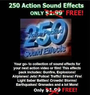250 free sound effects download page link