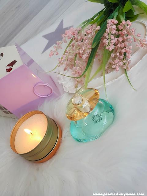 Oriflame Elvie parfüm kullananlar