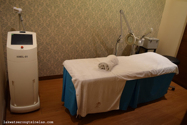 MY FIRST IN A MEDICAL SPA – THE ZEN INSTITUTE