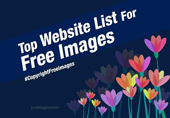 Websites for Free Images