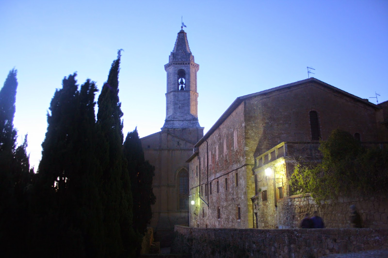 Iglesia de Pienza