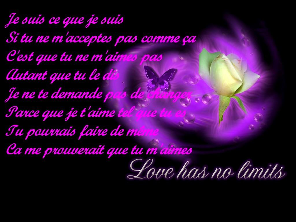 Panneau de citation sur l'amour
