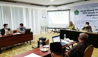 Kemenag Finalisasi Regulasi Pelaksanaan Pendidikan Profesi Guru dalam Jabatan