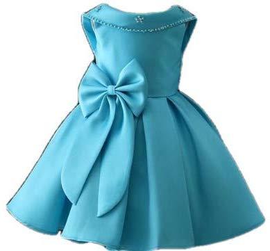 Kaiyanaat Teffeta Silk Girls/Womens Knee Length Dress