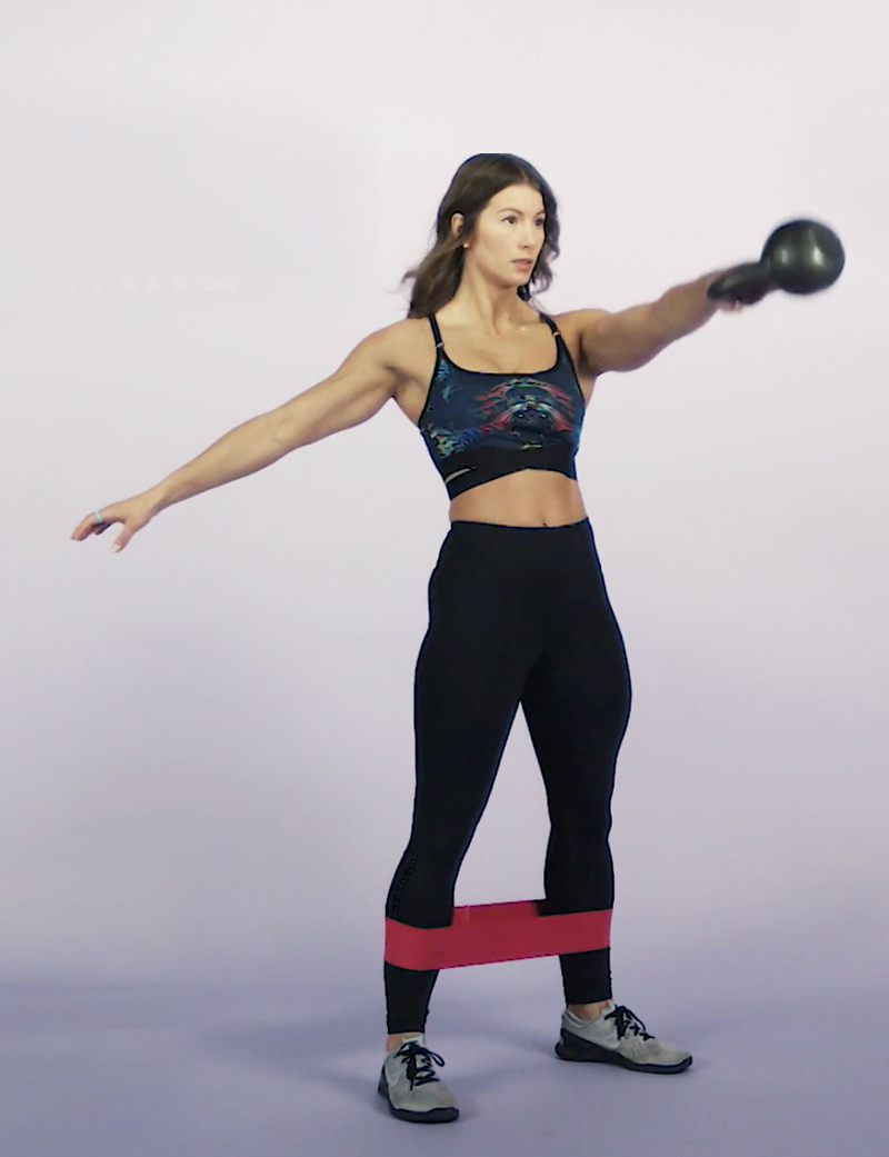 Kettlebell Workouts to Lose Belly Fat for Women