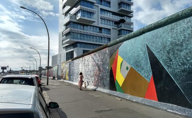 El mur més artíctic