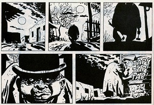 Creepy presenta: Alex Toth