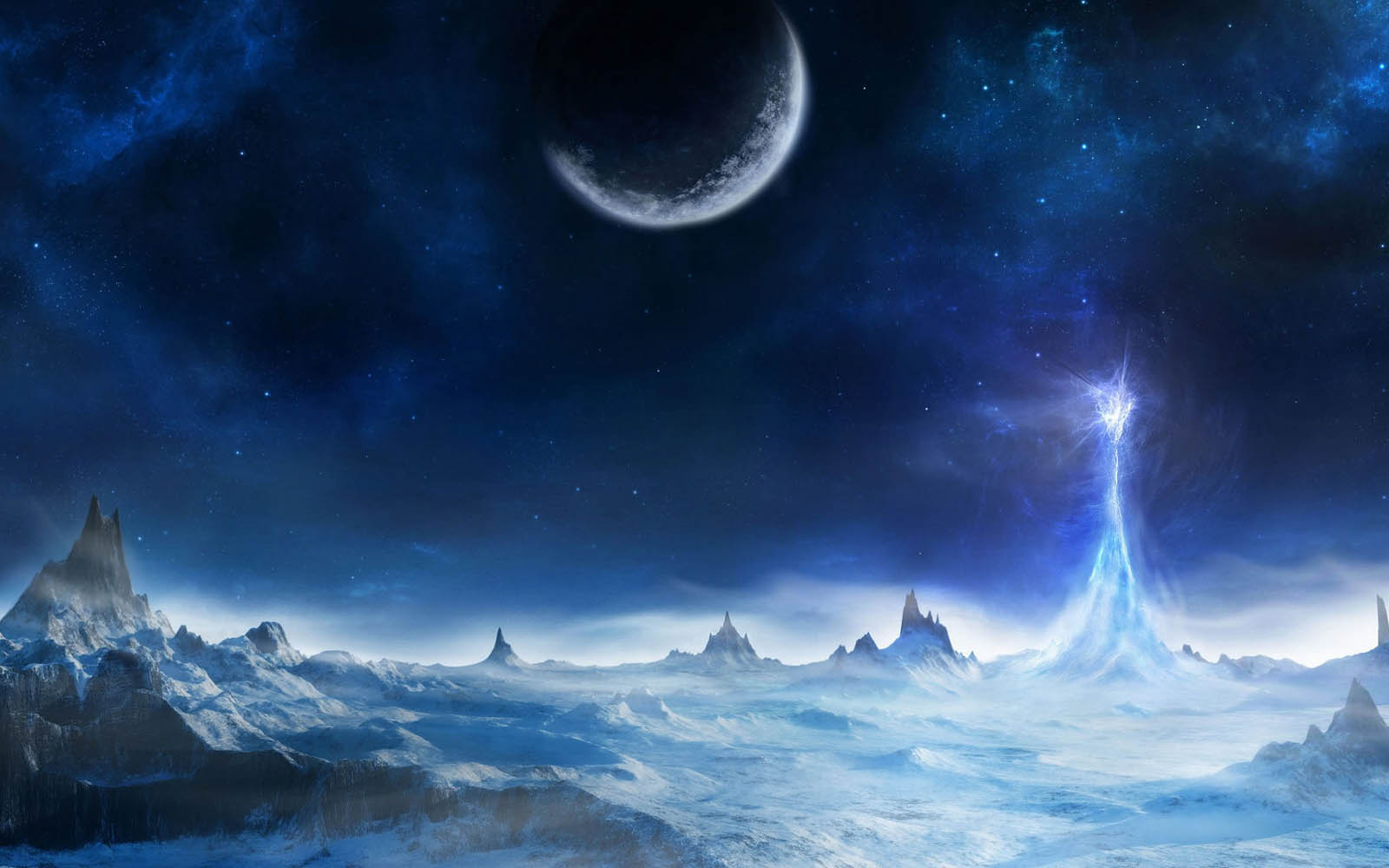 wallpapers: Fantasy Art Scenery Wallpapers