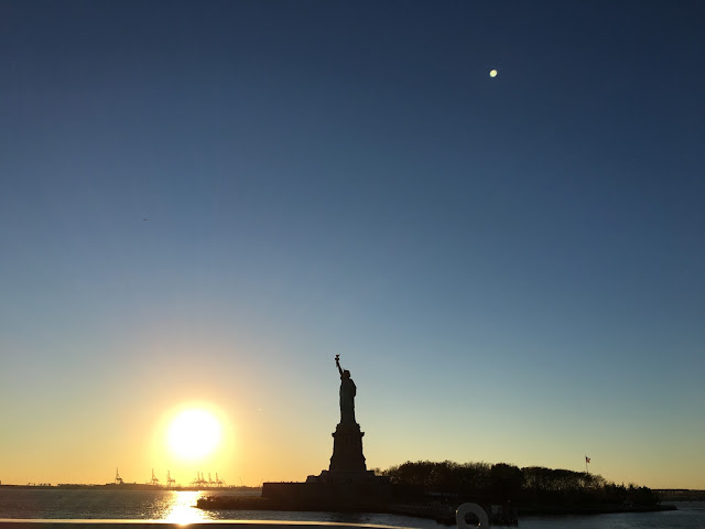 The Statue of Liberty New York City