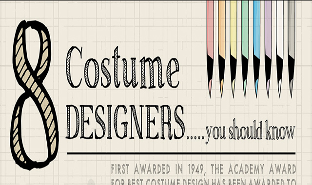 8 Costume Designers You Should Know