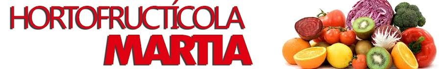HORTOFRUTICOLA MARTIA