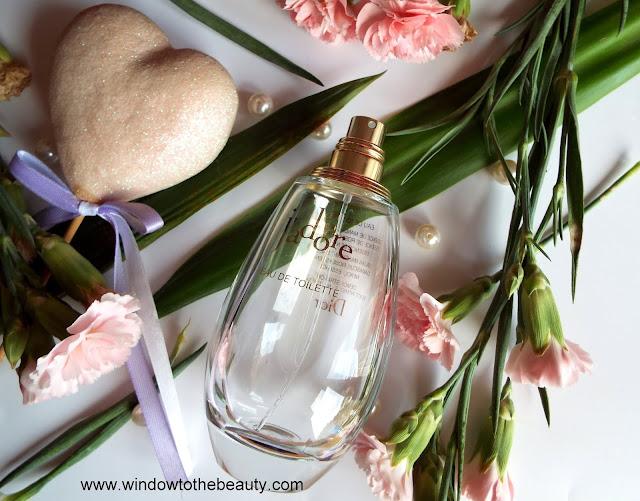 Perfumy Dior J'adore  trwałość