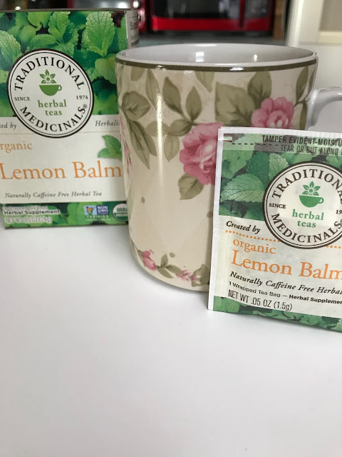 Lemon Balm Tea, Living From Glory To Glory Blog...