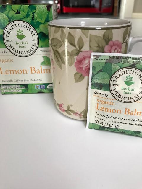 Lemon Balm Tea, Living From Glory To Glory Blog...