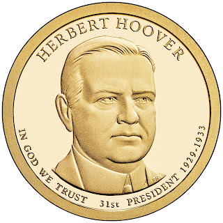 Herbert Hoover, 31st President of the United States - Presidential Dollar