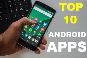 BEST ANDROID APP 20018