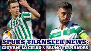 Tottenham Transfer Talk Wednesday Eve Update
