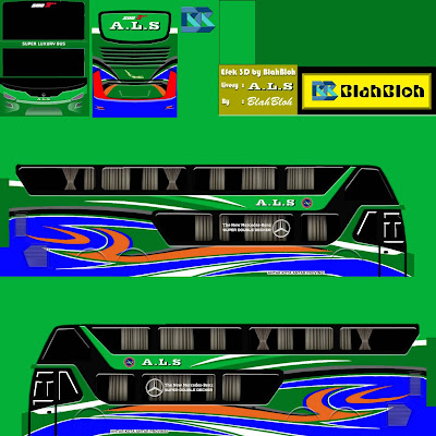 livery bussid sdd als