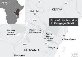 Oldest Human Burial Discovered in Kenya Sheds