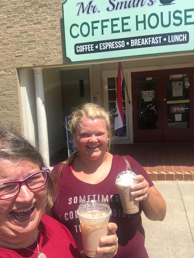 2021 Mr Smith Coffee House, Iced Chai Latte, Sandusky OH