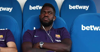 He doesn't want to leave but Barcelona plan to bring about changes: Samuel Umtiti Agent.