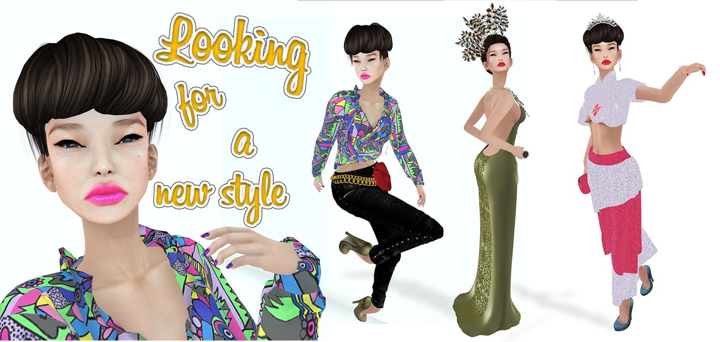 MiBlogger   Second Life Fashion: Março 2015
