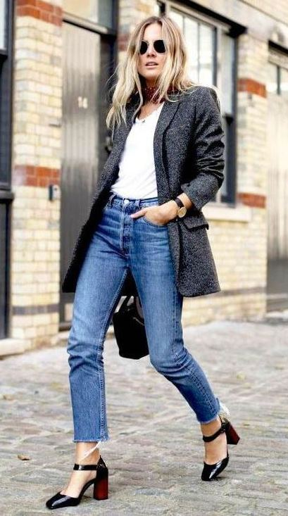 FALL STREET STYLE OUTFIT TO INSPIRE